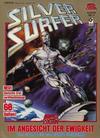 Cover for Marvel Comic Exklusiv (Condor, 1987 series) #4 - Silver Surfer - Im Angesicht der Ewigkeit