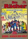 Cover for Marvel Comic Exklusiv (Condor, 1987 series) #6 - Die Rächer - Doom Kaiser der Welt