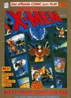 Cover for Marvel Comic Exklusiv (Condor, 1987 series) #14 - Die neuen X-Men - Kitty Prydes grosser Tag