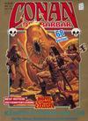 Cover for Marvel Comic Exklusiv (Condor, 1987 series) #21 - Conan - Kämpfer wider den Tod
