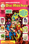 Cover for Marvel-Comic-Sonderheft (Condor, 1980 series) #9