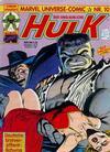 Cover for Marvel Universe Comic (Condor, 1991 series) #10