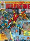 Cover for Marvel Universe Comic (Condor, 1991 series) #13