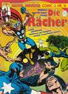 Cover for Marvel Universe Comic (Condor, 1991 series) #16