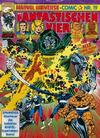Cover for Marvel Universe Comic (Condor, 1991 series) #19