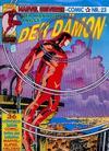 Cover for Marvel Universe Comic (Condor, 1991 series) #23