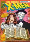 Cover for Die Neuen X-Men (Condor, 1989 series) #2