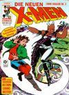 Cover for Die Neuen X-Men (Condor, 1989 series) #3