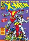 Cover for Die Neuen X-Men (Condor, 1989 series) #4