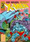 Cover for Die Neuen X-Men (Condor, 1989 series) #6