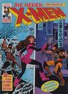 Cover for Die Neuen X-Men (Condor, 1989 series) #7