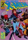 Cover for Die Neuen X-Men (Condor, 1989 series) #10