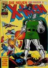 Cover for Die Neuen X-Men (Condor, 1989 series) #16