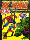 Cover for Die Spinne Extra (Condor, 1985 series) #2