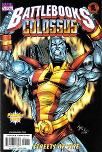 Cover Thumbnail for Colossus Battlebook: Streets of Fire (Marvel, 1998 series)