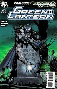 Cover Thumbnail for Green Lantern (DC, 2005 series) #43 [Doug Mahnke / Christian Alamy Cover]