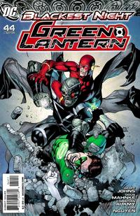 Cover Thumbnail for Green Lantern (DC, 2005 series) #44 [Standard Cover]