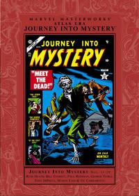 Cover Thumbnail for Marvel Masterworks: Atlas Era Journey Into Mystery (Marvel, 2008 series) #2 [Regular Edition]