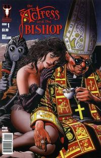 Cover Thumbnail for The Actress and the Bishop (Desperado Publishing, 2009 series) #1