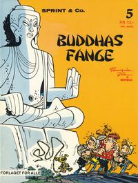Cover Thumbnail for Sprint & Co. (Forlaget For Alle A/S, 1974 series) #5 - Buddhas fange