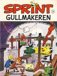 Cover Thumbnail for Sprint [Sprint & Co.] (Interpresse, 1977 series) #14 - Gullmakeren