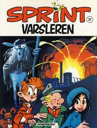 Cover Thumbnail for Sprint [Sprint & Co.] (Interpresse, 1977 series) #21 - Varsleren