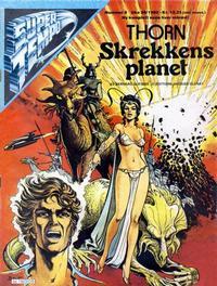 Cover Thumbnail for Supertempo (Hjemmet / Egmont, 1979 series) #9/1982