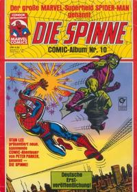 Cover Thumbnail for Die Spinne (Condor, 1979 series) #10