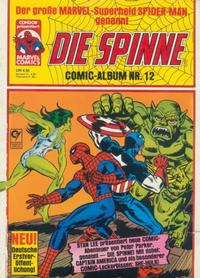 Cover Thumbnail for Die Spinne (Condor, 1979 series) #12