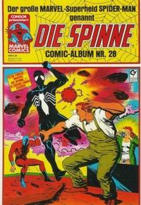 Cover Thumbnail for Die Spinne (Condor, 1979 series) #28