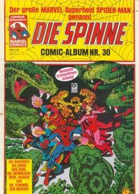 Cover Thumbnail for Die Spinne (Condor, 1979 series) #30