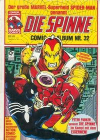 Cover Thumbnail for Die Spinne (Condor, 1979 series) #32