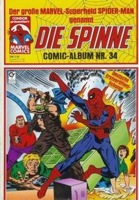 Cover Thumbnail for Die Spinne (Condor, 1979 series) #34