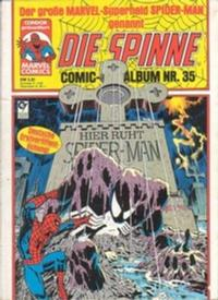 Cover Thumbnail for Die Spinne (Condor, 1979 series) #35