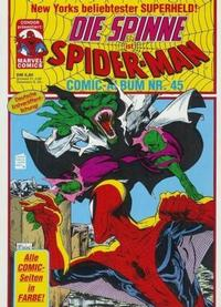 Cover Thumbnail for Die Spinne (Condor, 1979 series) #45