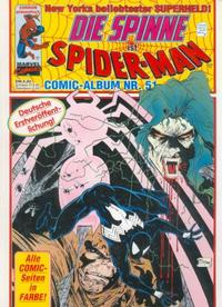Cover Thumbnail for Die Spinne (Condor, 1979 series) #51