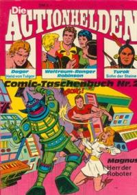 Cover Thumbnail for Die Actionhelden (Condor, 1978 series) #2