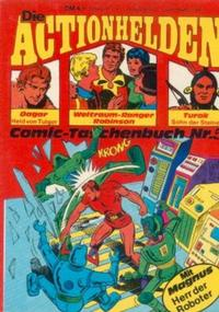 Cover Thumbnail for Die Actionhelden (Condor, 1978 series) #5