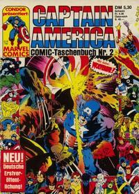 Cover Thumbnail for Captain America (Condor, 1988 series) #2