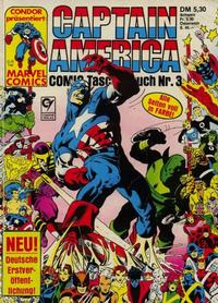 Cover Thumbnail for Captain America (Condor, 1988 series) #3
