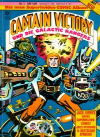 Cover Thumbnail for Captain Victory (Condor, 1983 series) #1