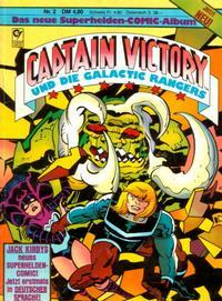 Cover Thumbnail for Captain Victory (Condor, 1983 series) #2