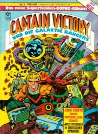 Cover Thumbnail for Captain Victory (Condor, 1983 series) #3