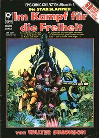 Cover Thumbnail for Epic Comic-Collection (Condor, 1983 series) #3 - Die Star-Slammer - Im Kampf für die Freiheit