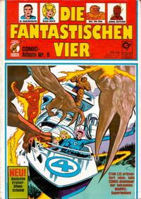 Cover Thumbnail for Die Fantastischen Vier (Condor, 1979 series) #5