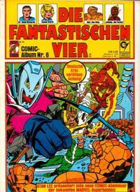 Cover Thumbnail for Die Fantastischen Vier (Condor, 1979 series) #6