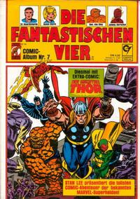 Cover Thumbnail for Die Fantastischen Vier (Condor, 1979 series) #7