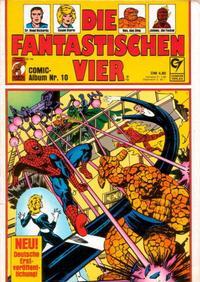 Cover Thumbnail for Die Fantastischen Vier (Condor, 1979 series) #10