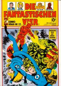 Cover Thumbnail for Die Fantastischen Vier (Condor, 1979 series) #12