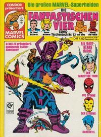 Cover Thumbnail for Die Fantastischen Vier (Condor, 1979 series) #13